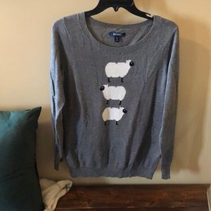 Old Navy Sheep Sweater